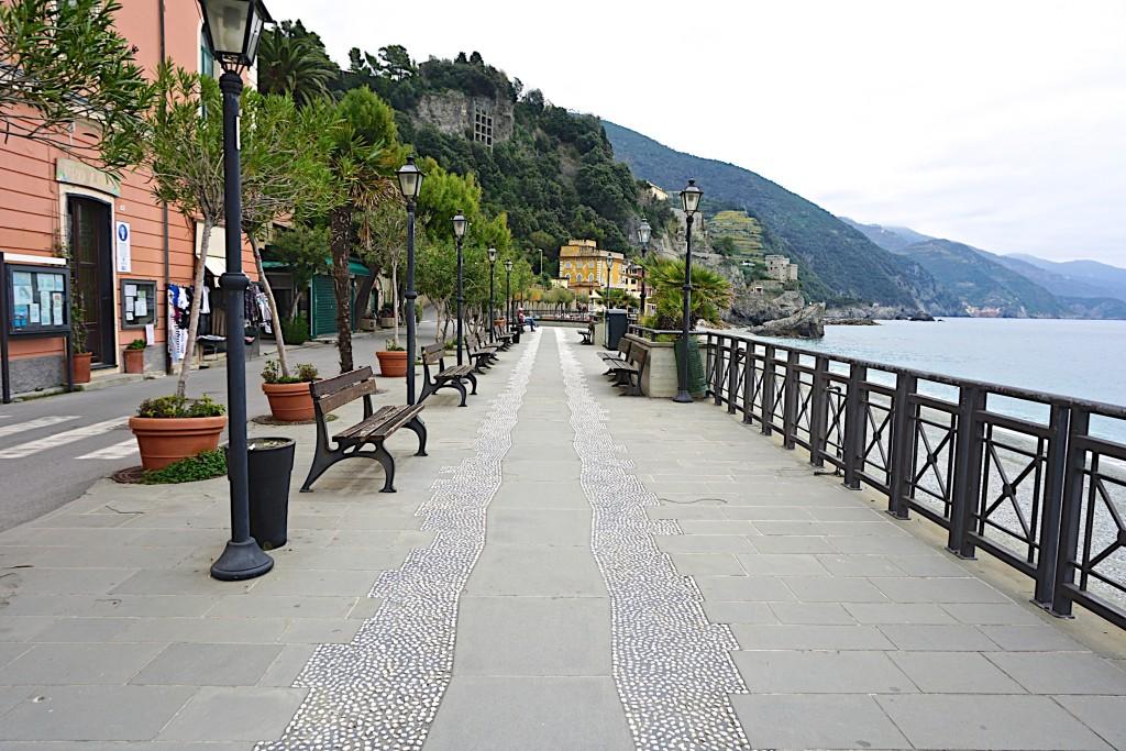 Promenade at Riomaggiore