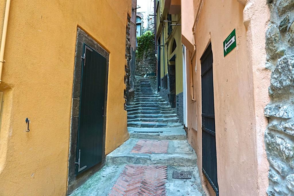 Cinque Terre street