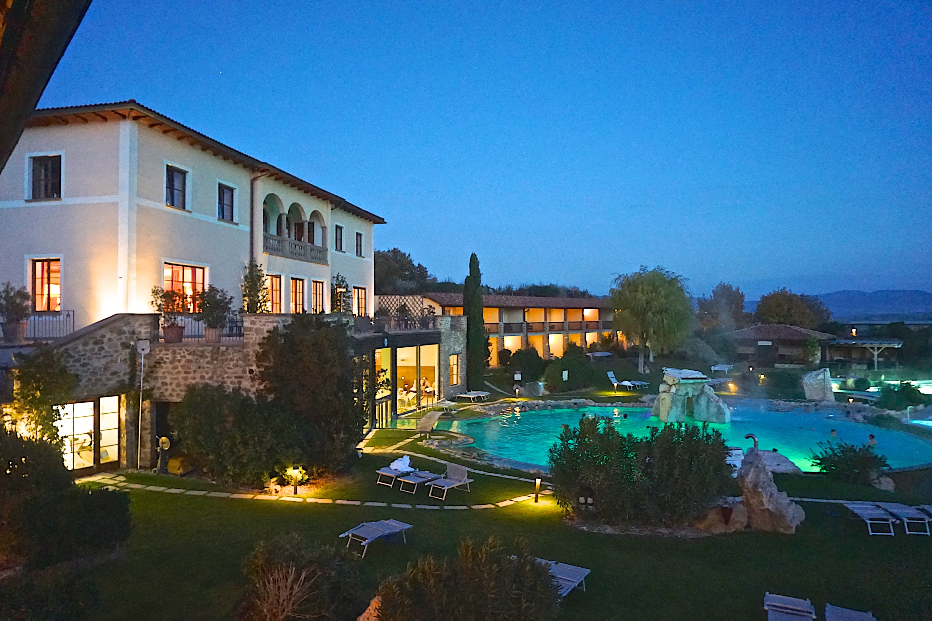 Adler Thermae Spa – a luxurious Tuscan interlude | Olive Oil and ...