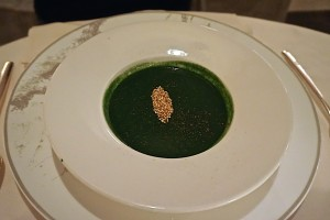 Nettle soup, Adler Thermae Spa