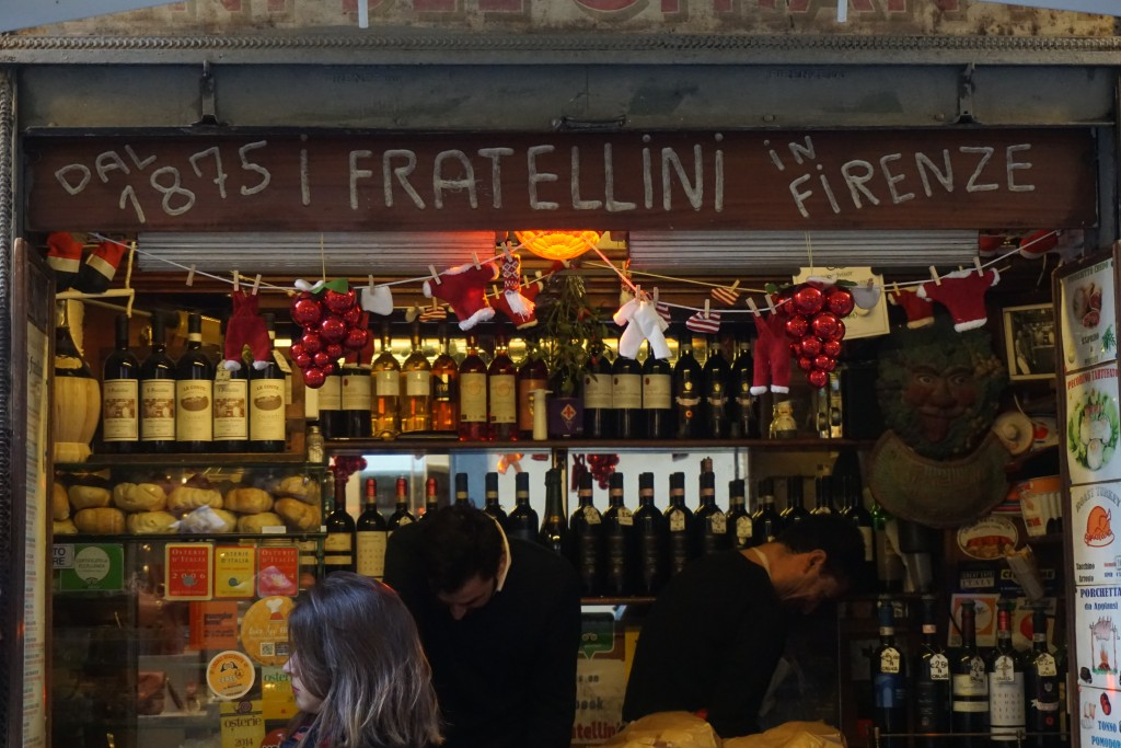 I Due Fratellini, Florence