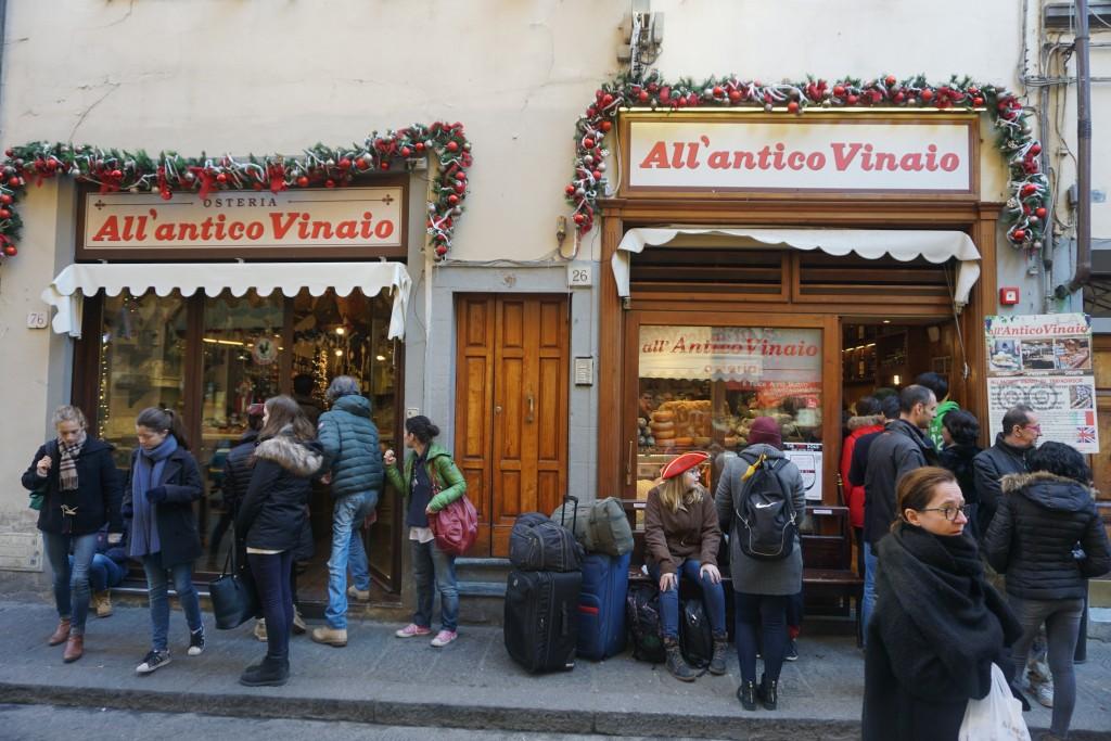 Antico Vinaio, Florence