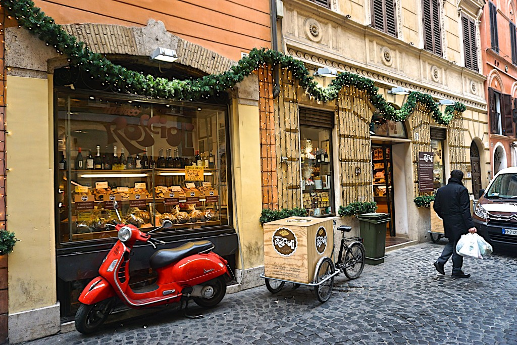 Roscioli, Rome