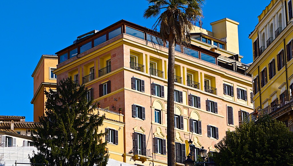 Hassler Hotel Roma