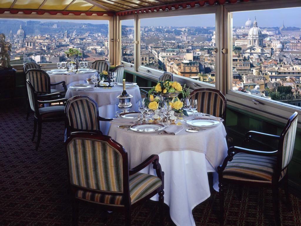 Hotel Hassler Rome