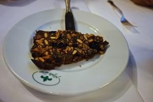 Dessert at Ristorante Nino