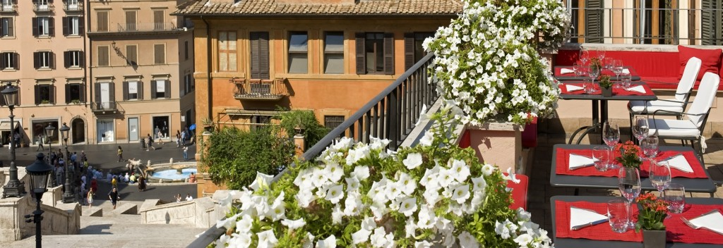 Il Palazzetto, Spanish Steps, Rome