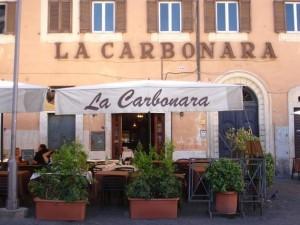 La Carbonara, Campo de Fiori