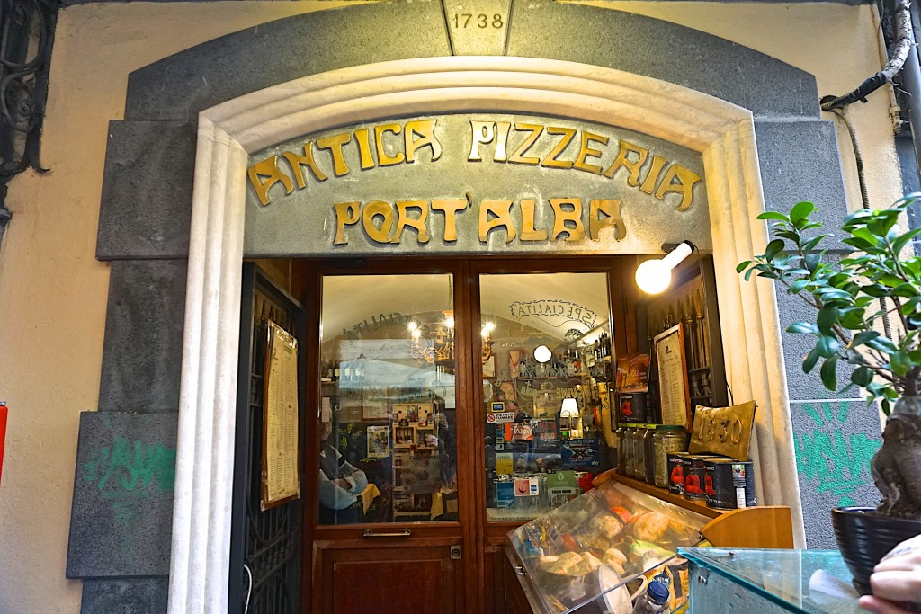 Antica Pizzeria Port Alba, Naples