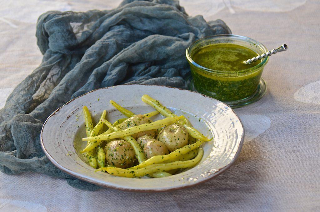Mojo verde - Spanish green sauce