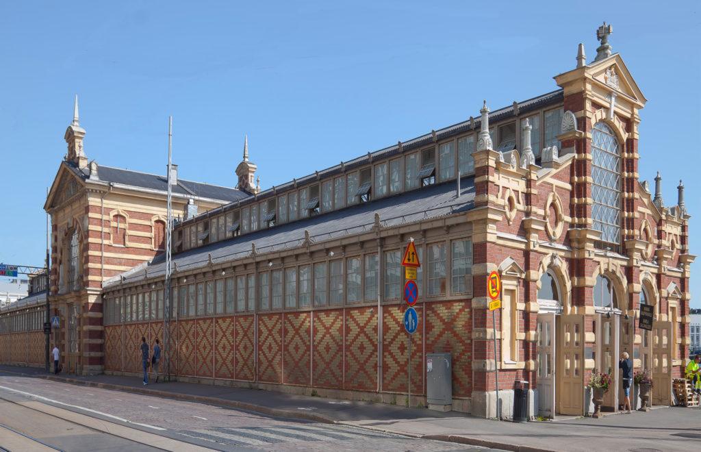 Old Market Hall, Helsinki