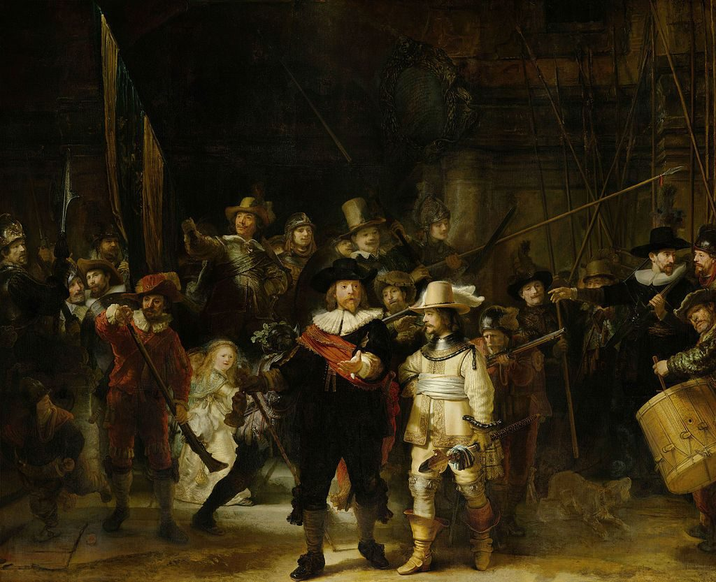 Rembrandt: The Night Watch