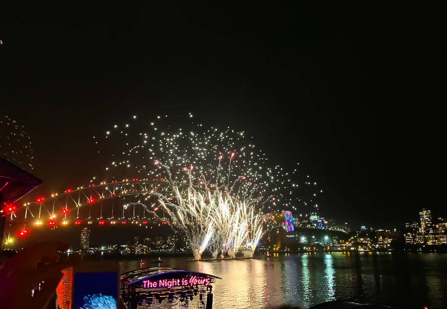 New year's Eve 2019 at Sydney Opera House – you know I